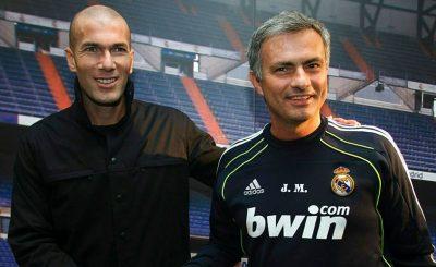Mário and Zidane